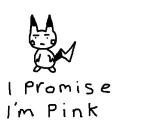 Pink Pika
