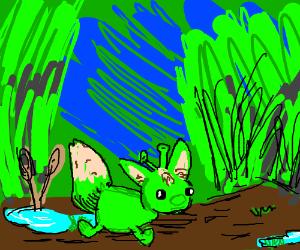 Shrek Eeveeluion