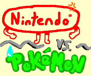 pokemon uranium Vs. Nintendo corp.