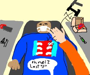 Surgeon LOSES IT mid surgery