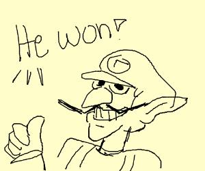 Waluigi Wins!