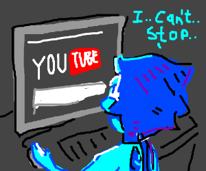 Lapis gets addicted to YouTube