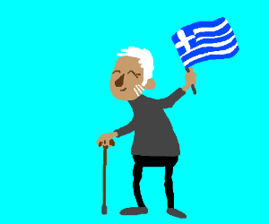 some old greek dude