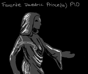 Favorite Daedric Prince P.I.O.