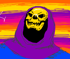 heyeyeyeyeyeyeyeyeyey but with Skeletor