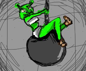 Shrekingball