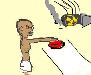 Ghandi failed to nuke everyone :(