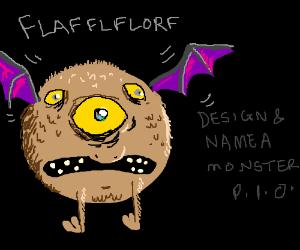 Create a random monster and name it PIO