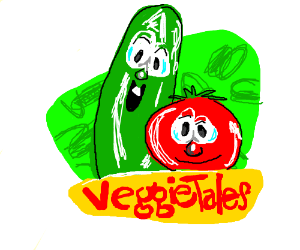 Veggie Tales Has an Off Episode