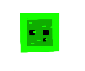 Slime from Minecraft