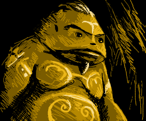 a goron (Legend of Zelda)