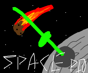 Space free draw PIO