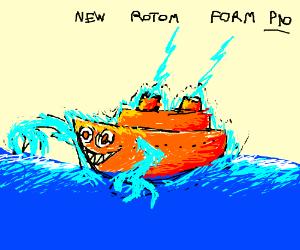 New Rotom Form P.I.O.