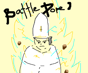 Battle Pope 2: The Greatest Schism