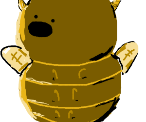 Big fat bee lol xD