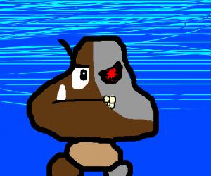 goomba as a robot