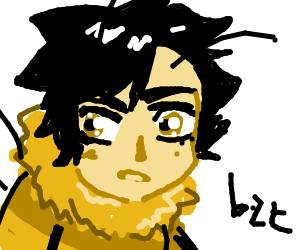 anime bee