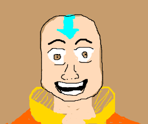 The Last Air Bender is white