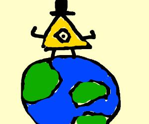Illuminati Wants Nothing but WORLD DOMINATION