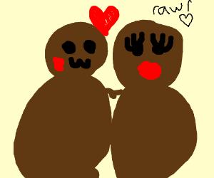 A bear couple