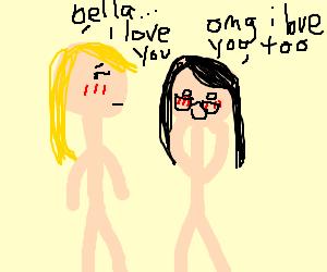 lesbians confessing love