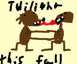 Lesbian Twilight AU