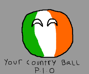 Your Country ball PIO