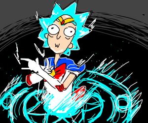 I summon thee, Sailor Rick.