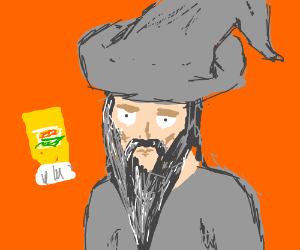Gandalf wants your honey mustard