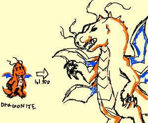 dragonite evolution for pinterest - photo #29