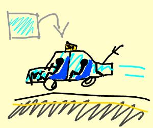 Transparant Taxi