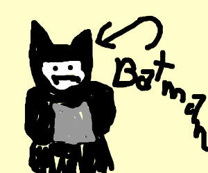 Batman follows the Book