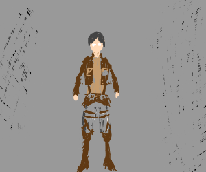 protagonist of AOT [never saw it]