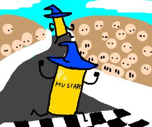 Wizard mustard race