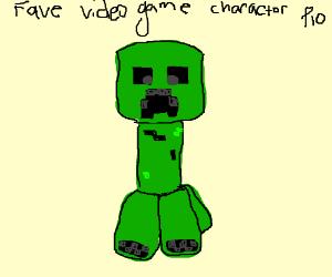Fav Video Game Character PIO