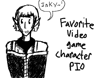 Your favourite video game character PIO