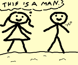 What men are to women