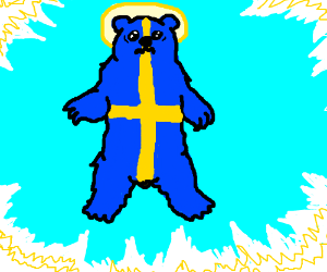 Swedish Bear Jesus?