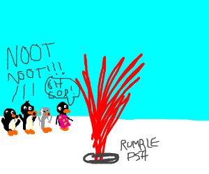 Pingu's entire family noots except for his mom