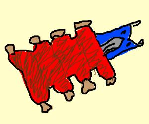 Optimus Prime Rib