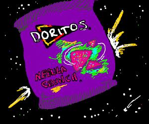 Space Doritos (lol)