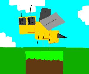 lego bee - Drawception