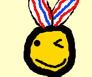 Emoji medals
