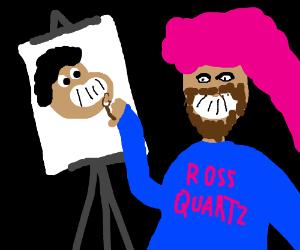 Bob Ross Quartz