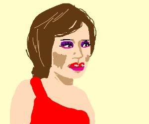 awful makeup