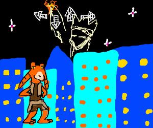 Street Dance for the NES with Jar Jar Binks