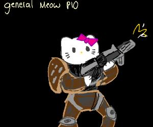 General Meow (P.I.O.)