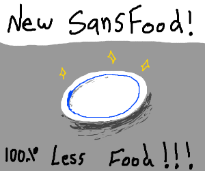 Food=topgame Sans=Derail Sans+Food=?