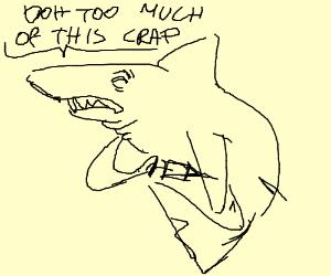 Shark overdoses