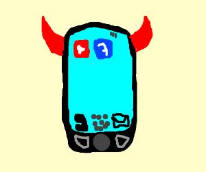 satanic phone
